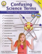 Confusing Science Terms Grades 5-8+