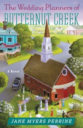 The Wedding Planners of Butternut Creek  - eBook