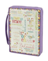 Grace Bible Cover, Large