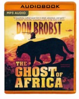 The Ghost of Africa - unabridged audio book on MP3-CD
