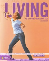 Living as a Young Woman of God - eBook