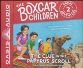 The Clue in the Papyrus Scroll - unabridged audio book on CD #2