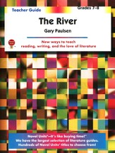 River, Novel Units Teacher's Guide, Grades 7-8