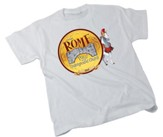 Rome VBS 2017: Theme Child T-shirt (Small, 6-8)