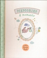 Memories & Moments: Baby Record Book