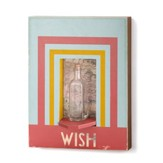 Wish with Bottle Wall Art