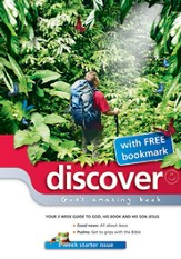 Discover . . . God's Amazing Book