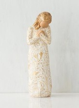 Beautifully Woven, Deeply Loved Figurine