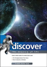 Discover . . . the Meaning of Life