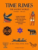 Time Rimes: The Ancient World (Creation - 100 A.D.)