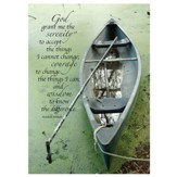 Serenity Prayer Magnet, Mega