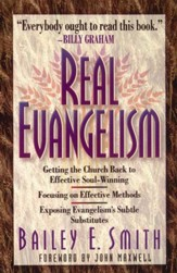 Real Evangelism: Exposing the Subtle Substitutes