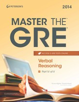 Master the GRE: Verbal Reasoning: Part IV of V - eBook