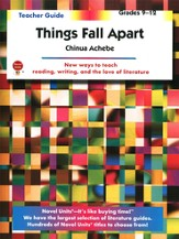 Things Fall Apart, Novel Units Teacher's Guide, Grades 9-12
