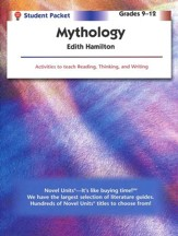 Mythology, Novel Units Student Book,  Grades 9-12