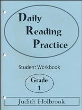 Daily Reading Practice Grade 1 Student Workbook