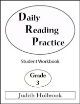 Daily Reading Practice Grade 3 Student Workbook