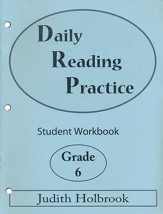 Daily Reading Practice Grade 6 Student Workbook