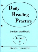 Daily Reading Practice Grade 9 Student Workbook