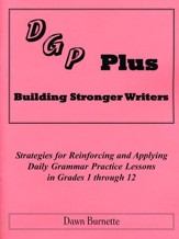DGP Plus: Building Strong Writers