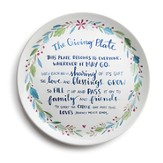 Traditional Giving Plate