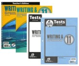 BJU Writing & Grammar Grade 11, Third Edition