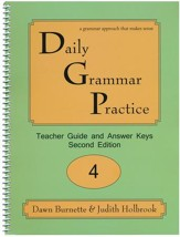 Daily Grammar Practice Grade 4 Teacher Guide