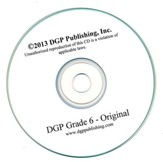 Daily Grammar Practice Grade 6 Overheads on CD-ROM (1st  Edition)