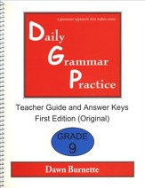 Daily Grammar Practice Grade 9 Teacher Guide (1st Edition)