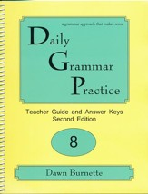 Daily Grammar Practice Grade 8 Teacher Guide (2nd Edition)