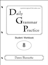Daily Grammar Practice Grade 8 Student Workbook (2nd  Edition)