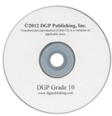 Daily Grammar Practice Grade 10 Overheads on CD-ROM (2nd  Edition)