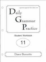 Daily Grammar Practice Grade 11 Student Workbook (2nd  Edition)