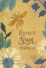 Expect Great Things Journal