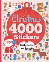 Christmas 4000 Stickers