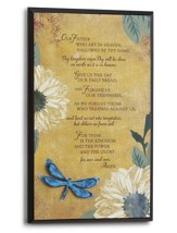 The Lord's Prayer Wall Art
