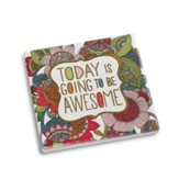 Awesome Coaster and Greeting Card