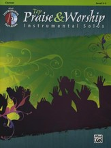 Top Praise & Worship Instrumental Solos (Clarinet)