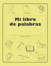 Mi Libro de Palabras, Gu�a para los Padres  (My Word Book Answer Key)