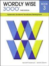 Wordly Wise 3000 Student Book Grade 3, 3rd Edition