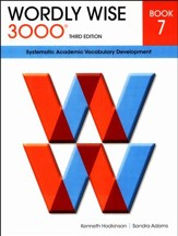 Wordly Wise 3000 Student Book 7, 3rd Edition (Homeschool  Edition)
