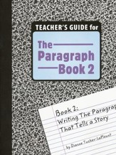 The Paragraph Book 2, Teacher's Guide