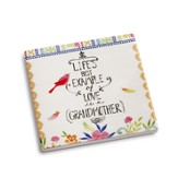 Grandmother Coaster and Greeting Card