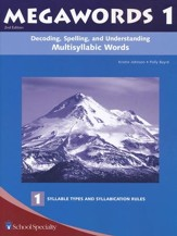 Megawords 1 Student Book, 2nd Edition (Homeschool Edition)