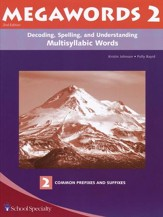 Megawords 2 Student Book, 2nd Edition