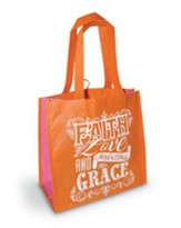Faith, Love & Grace Eco Tote