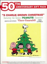 A Charlie Brown Christmas: 50th Anniversary Gift Pack