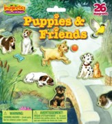 Puppies & Friends Playset