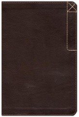 NLT Every Man's Bible Explorer Edition, Leatherlike