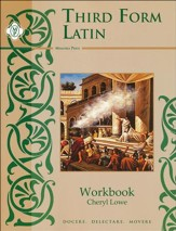 Third Form Latin, Workbook